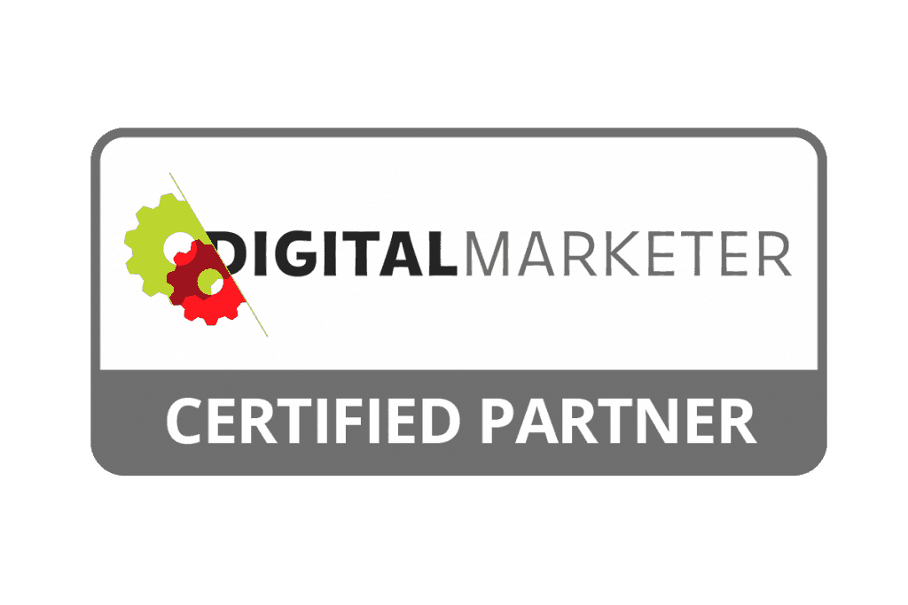 Digital Marketer Certified Partner Agency